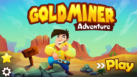 Play Christmas gold miner Games free online