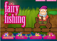 fairy fishing game