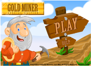 special edition gold miner
